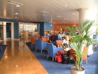 Stansted Servisair Lounge